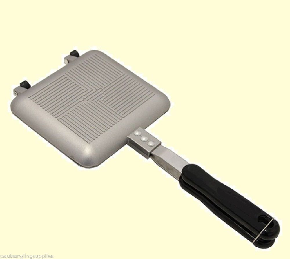 Fishing Sandwich Toaster Toastie Carp Fishing