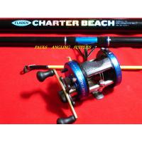 14 ft Charter Sea fishing Rod + Multiplier Reel