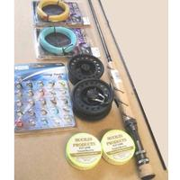Complete Omni fly fishing kit