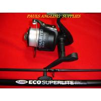 11ft Superlite Sea fishing Rod + Beach Reel with Line