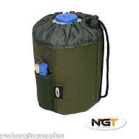 Camping / Fishing 450g Neoprene Gas Canister Storage Bag