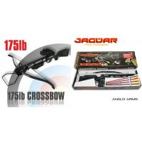 175lb Black Anglo Arms Crossbow With Red Dot Sight