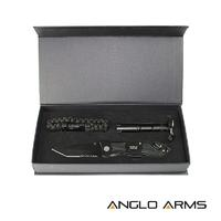 Anglo Arms Set - Lock knife, Torch and Paracord Wrist band