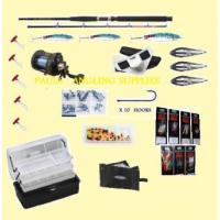 Mega boat fishing kit