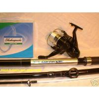 Beachcaster kit rod reel tripod & tackle