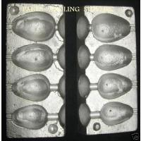 4 in 1 Pear Weight Mould ASL 2, 2.5, 3 & 4 oz