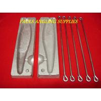 Fishing Lead Weight Mould Lead Gill Pirk