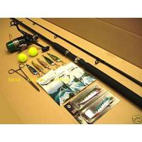 Pike Fishing Kit with Tackle