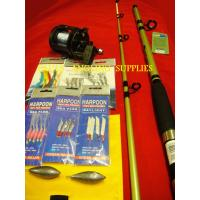 Boat Rod Kit All the Tackle included