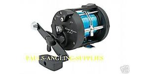 2 x 7ft Boat Rods and Multiplier Reels