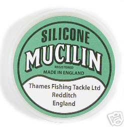 10 X Silicone Mucilin Fly Line Dressing