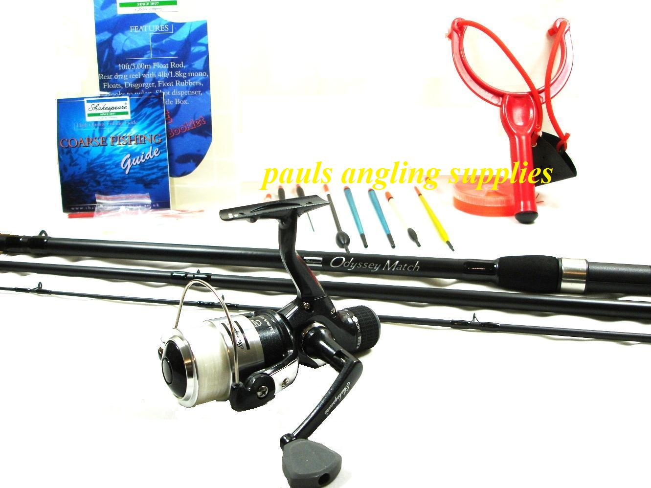 Shakespeare Float Fishing Kit