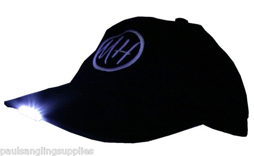 Matt Hayes 5 Led Baseball Cap with Batteries