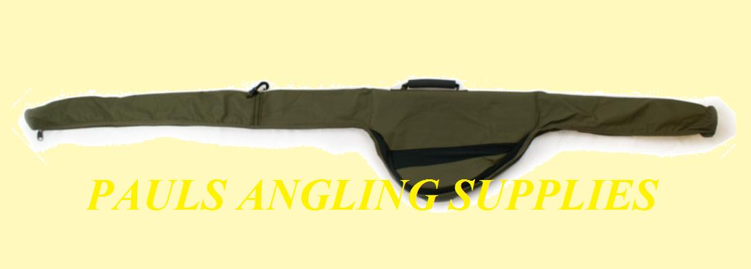 Single Fishing Rod Sleeve Case for Made up Rod / Reel