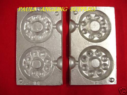 Watch / Clock Lead Twin Mould