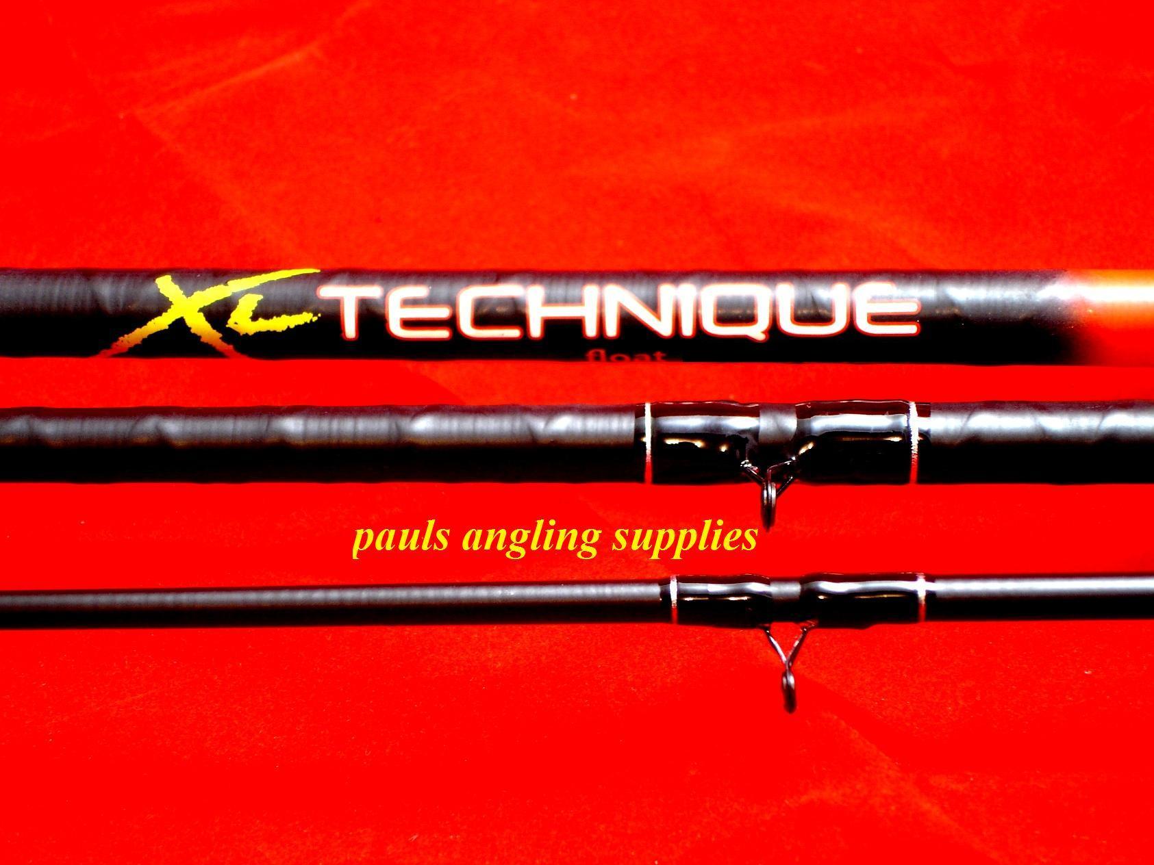 Waterline xl float match fishing rod 10 ft fishing rods for Float fishing rods