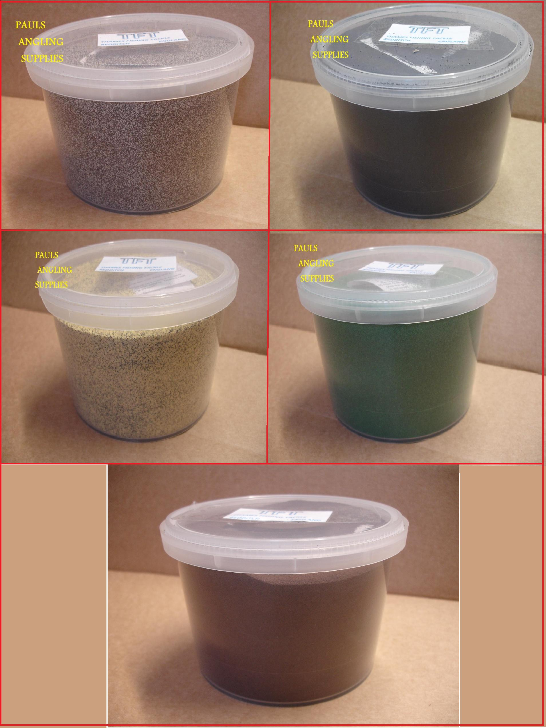 1 Litre Tub Lead Weight Coating Powder Use with Mould