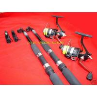2 Travel Rods and Reels with Line