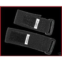 Velcro Fishing Rod Bands / Ties / Straps Set of 2