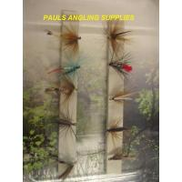 10 Assorted Fishing Wet fly / Flies for Trout Salmon