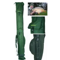 Carp Fishing 3 Rod Padded Des Taylor Rod Bag / Holdall