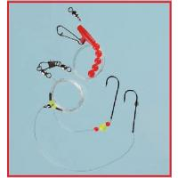 Boat / Pier Sea Fishing Running Rigs 2 Hk Size 2/0