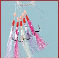 Multicolour Flash Sea Fishing Rigs 5 Hk Size 3/0