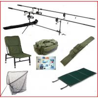 Complete Carp Kit With Luggage & Chair