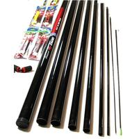 8m Starter Fishing Pole 18 Elastic Fitted Roller & Rigs