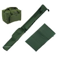 Angling Pursuits 2+2 Rod Holdall / Bag & Carp Fishing Carryall &