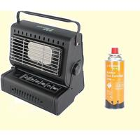 Fishing / Camping Portable Heater + Gas canister for Bivvy Tent
