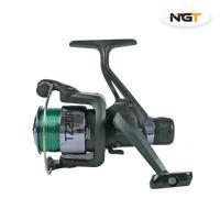 TZ20 Rear Drag Match - Float Fishing Reel pre loaded with 6lb li