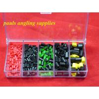 Float Fishing Rubbers / Tubing in Sectioned box