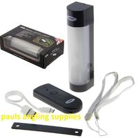 NGT Small Fishing Bivvy Light / Power Bank System Recharge Mobil