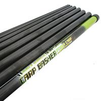 Carp Basher 11m pole + Spare top Elastic fitted