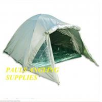 Q Dos 2 Man Double Skin Carp Fishing Bivvy Shelter With Groundsh