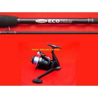 Fladen Eco 9ft Spinning Rod + Charter 330 Fishing Reel