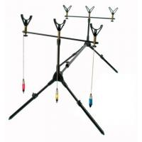 Fishing Rod Pod with Rests Indicators and Bag