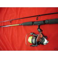 6 ft Spinning Rod and Reel / Line