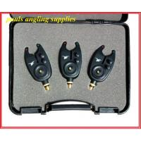 Dragon Set of 3 Carp Fishing Alarms in Carry Case
