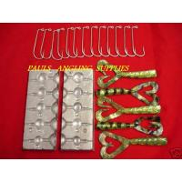 5 in 1 Ball Jig Head Mould + Hooks Tails