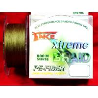 500m Bulk Spool of Xtreme Fishing Braid