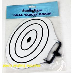 Taktix Target Board For Feeder / Quiver / Leger Fishing FREE POS