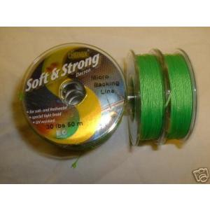 Climax dacron backing line