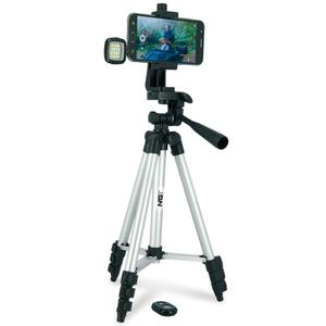 NGT Remote Control Smart phone Fishing Camera Tripod Flash / Lig