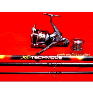 Shakespeare Fishing Reel & XL 10 ft Float / Match Rod