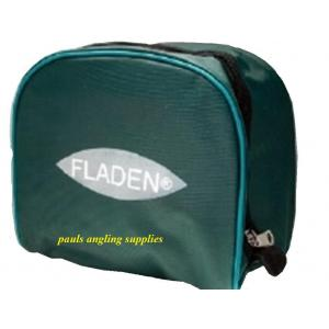 Fladen Large Padded Fishing Reel Case Green